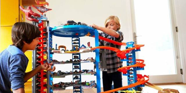 Hot Wheels Super Ultimate Garage Playset Only 139 97 Shipped
