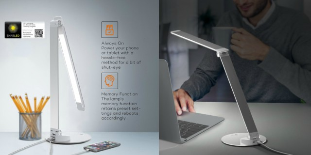 Upgrade Your Desk With A New Lamp