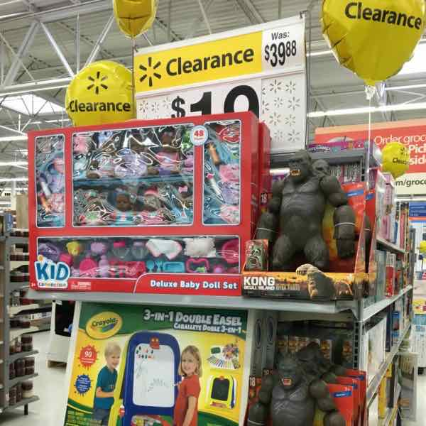 Walmart Toys Clearance : Huge clearance on toys at walmart mojosavings