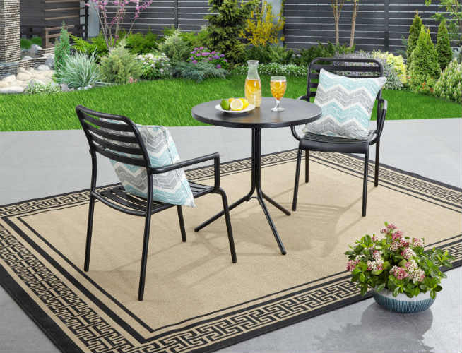 Better Homes and Gardens Tarleton 3-Piece Bistro Set Only $69.99 ...