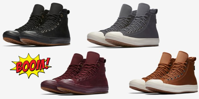 622825a833d Converse Chuck Taylor All Star Waterproof Nubuck Shoes ONLY  47.97 ...