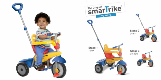 a45ae5e8473 SmarTrike Breeze 3-in-1 Trike Just $32.99 Shipped! Reg $55 ...