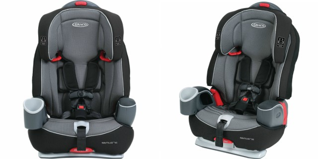 Safety Is A Priority Hurry Over To Walmart For These Savings Get Graco Nautilus 65 3 In 1 Multi Use Harness Booster Car Seat