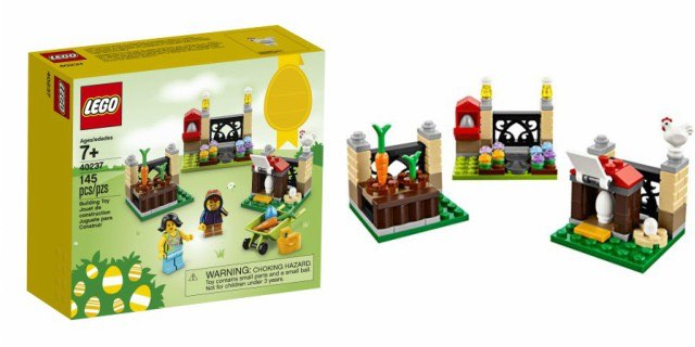 Lego holiday easter egg hunt building kit just 984 lego holiday easter egg hunt building kit negle Choice Image