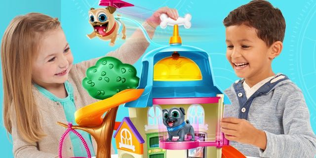 Just Play Puppy Dog Pals House Playset Just 23 97 Reg 35