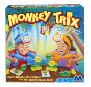 Monkey Trix Family Board