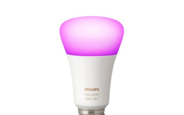 Philips Hue White & Color Ambiance LED