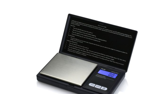 AWS 600 Digital Pocket Scale