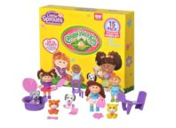 Cabbage Patch Kids Sprouts Collector Friends