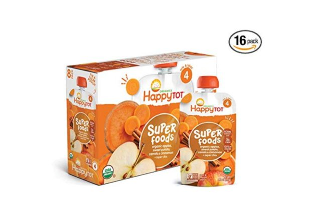 Happy Tot Organic Stage 4 Superfoods