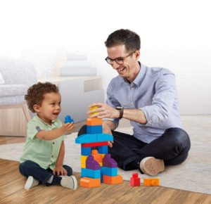 Mega Bloks 80 Piece Big Building Bag At Discount