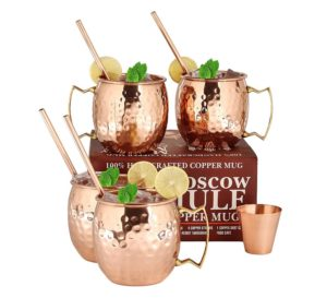 Moscow Mule Copper Mugs At Discount