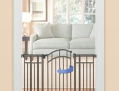 Summer Infant Extra Tall Walk Thru Gate