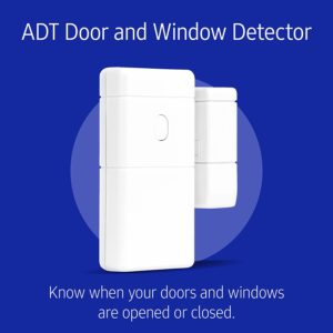 Samsung SmartThings ADT Wireless Home Security Starter Kit $136 49