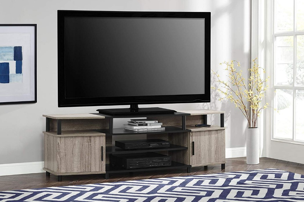 Ameriwood Home Carson TV Stand At Discount