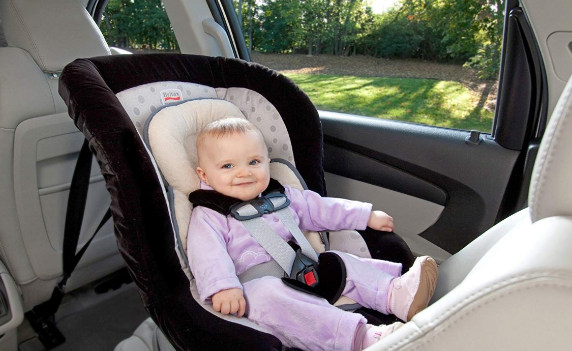 Britax Head and Body Support Pillow At Discount