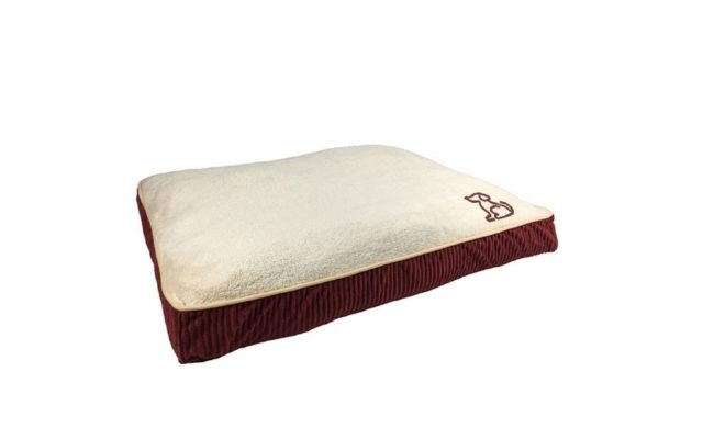 Corduroy Brick Pet Pillow Bed