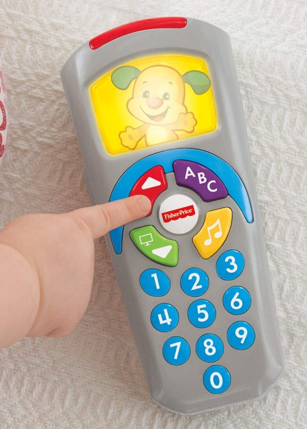 Fisher Price Laugh & Learn Puppy's Remote At Discount