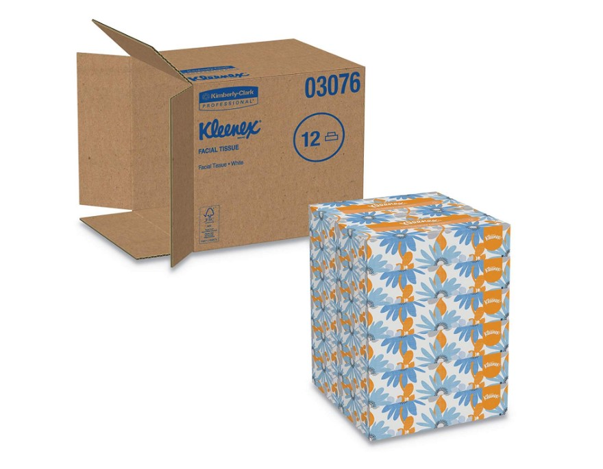 Kleenex Professional Facial Tissue for Business At Discount