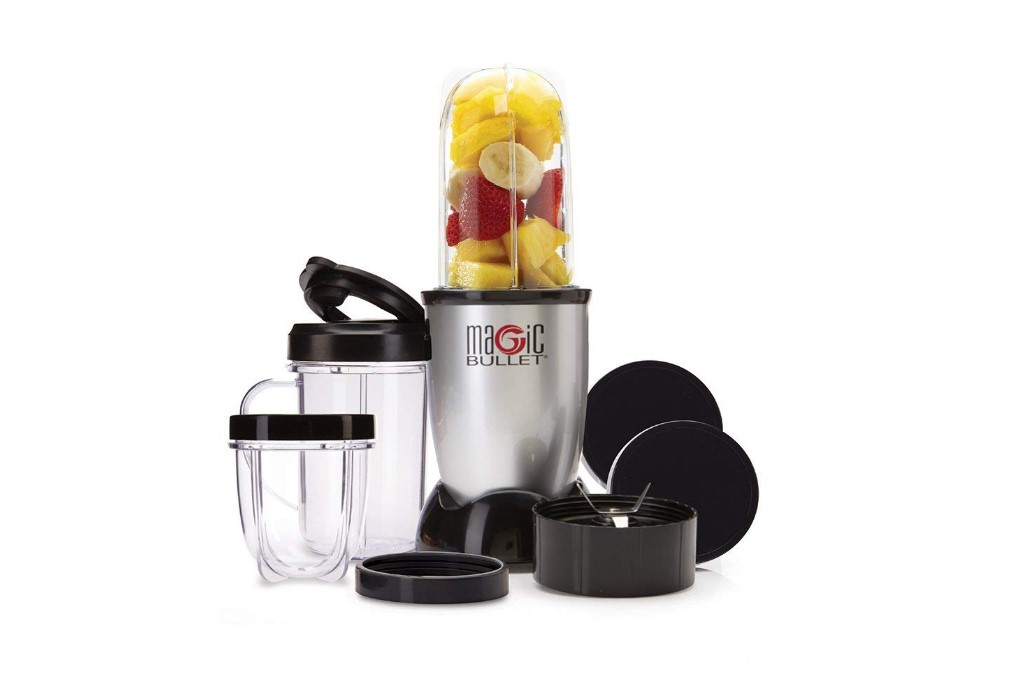 Magic Bullet Blender Silver