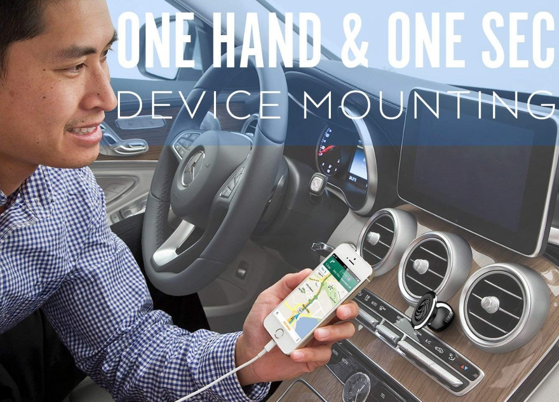 Universal Magnetic Car Mount At Discount