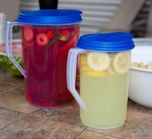 1 Gallon Round Pitcher At Discount