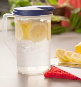 1 Gallon Round Pitcher At Sale