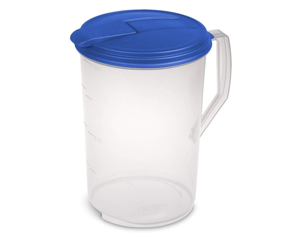 1 Gallon Round Pitcher