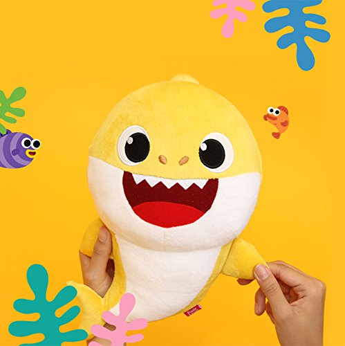 Pinkfong Baby Shark Official Singing Plush