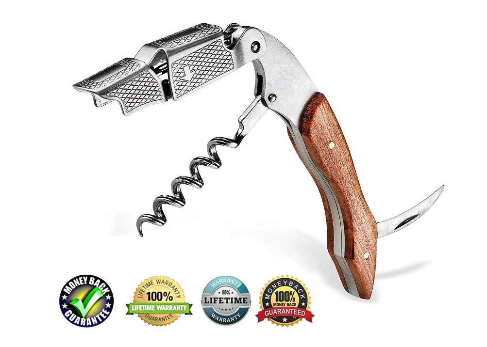 BESTBEING Wine Opener & Waiters Corkscrew