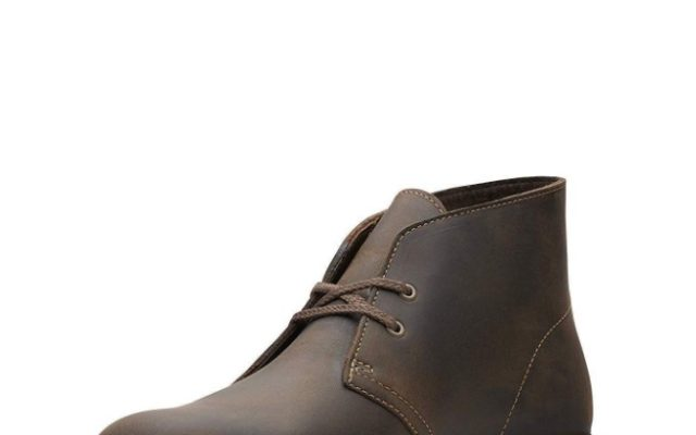 Clarks Mens Bushacre 2 Chukka Boot Discount Deal