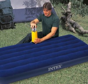Classic Downy Inflatable Airbed Mattress At Sale