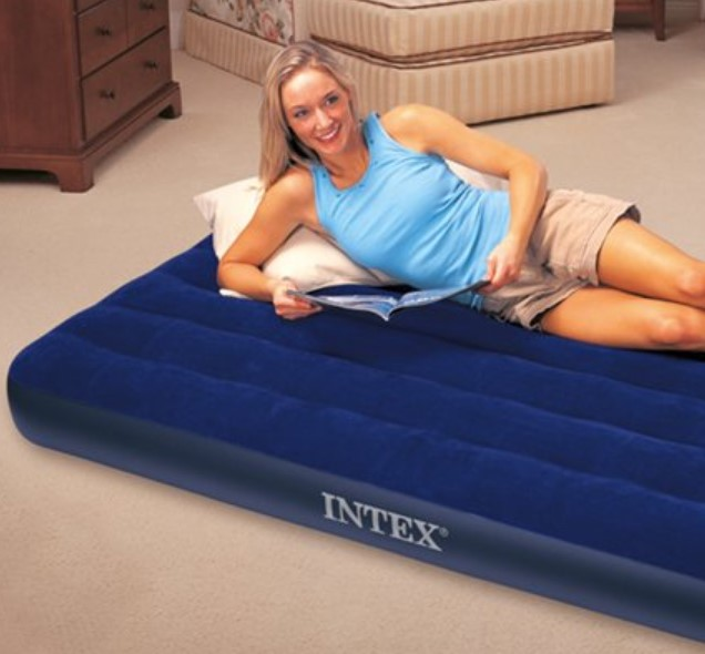 Classic Downy Inflatable Airbed Mattress