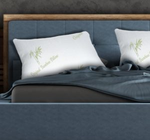 Cooling Bamboo Pillow At Sale
