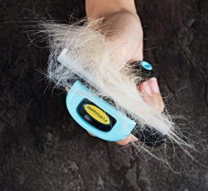 Dak Pets Deshedding Brush For Dogs and Cats At Discount