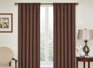 Eclipse 42 84 Thermaback Blackout Curtain