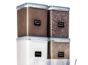 Food Storage Airtight Pantry Containers