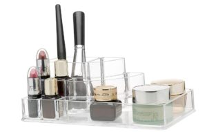 Home it Clear Acrylic Makeup Organizer At Sale