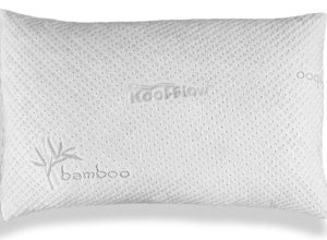 Hypoallergenic Bed Pillow for Side Sleeper