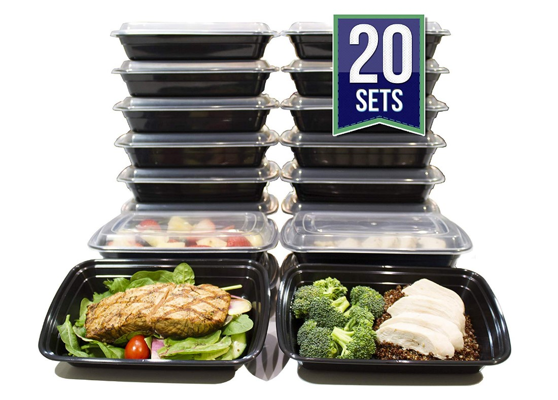 Meal Prep Food Storage Containers