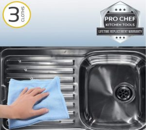Pro Chef Kitchen Tools Microfiber Cleaning Cloth At Discount