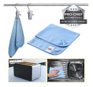 Pro Chef Kitchen Tools Microfiber Cleaning Cloth At Sale