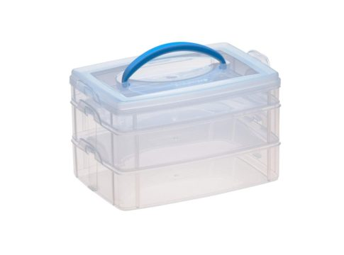 Snapware Snap N Stack 3 Layer Home Storage Container
