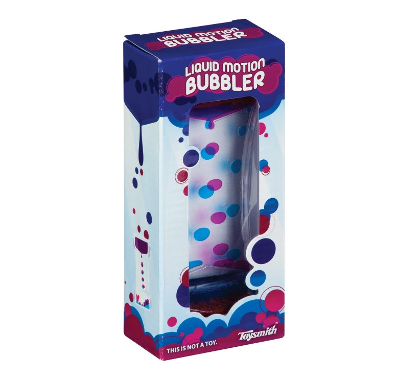Toysmith Liquid Motion Bubbler