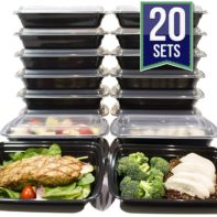 20 Pack 32 Oz. Meal Prep Container