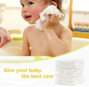 Baby Muslin Washcloths At Sale