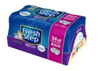 Fresh Step Multi Cat Scented Litter