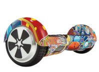 GOTRAX UL Certified HOVERFLY Hoverboard