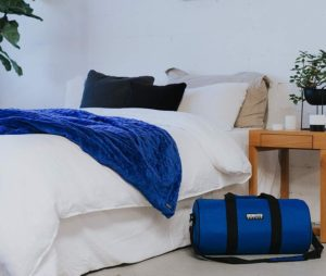 LACORDE Royale Weighted Therapy Blanket At Discount