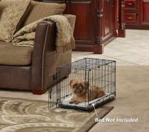 MidWest Homes for Pets Metal Dog Crate At Sale
